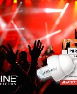 Alpine PartyPlug Party Konzert