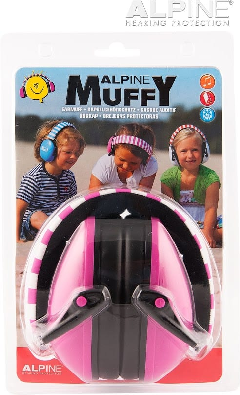ALPINE Muffy pink verpackt