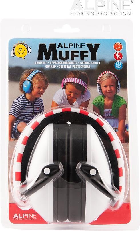 ALPINE Muffy weiß verpackt