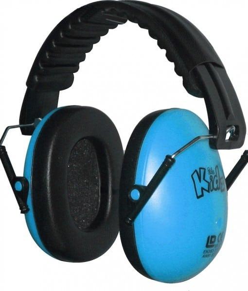 EDZ KIDZ Kinder Gehörschutz blau