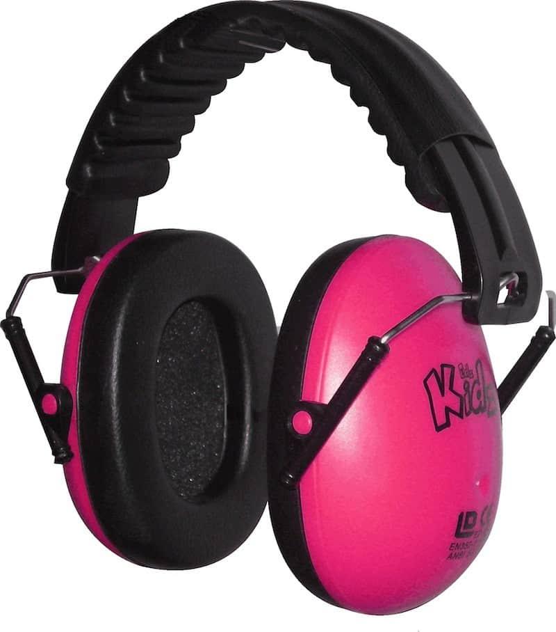 EDZ KIDZ Kinder Gehörschutz pink