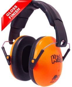 EDZ KIDZ orange glossy