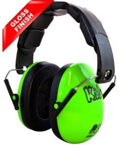 EDZ KIDZ green glossy