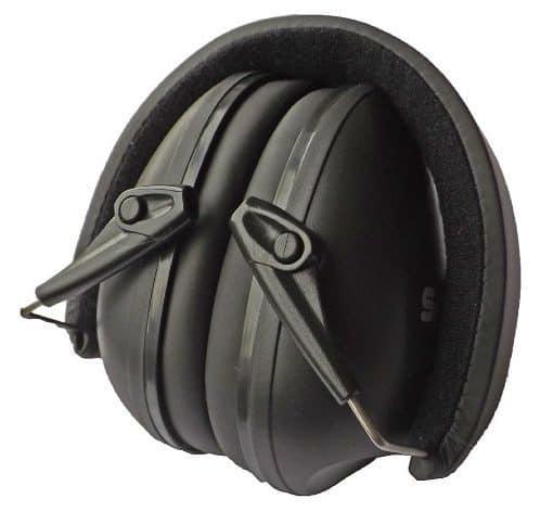 SNUG Gehörschutz gefaltet