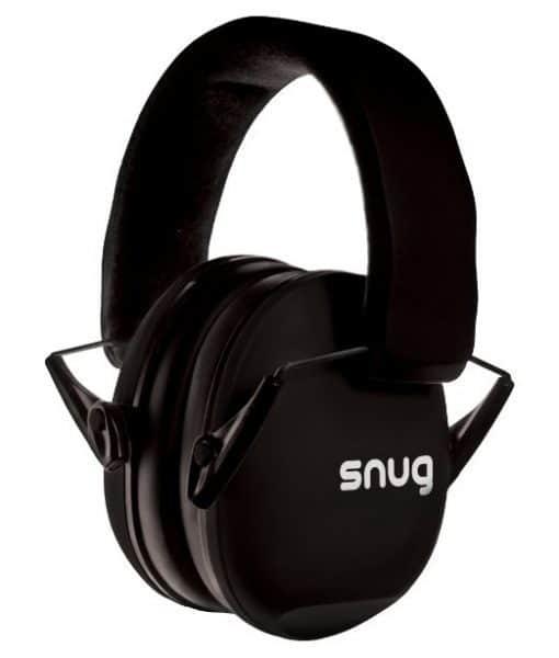 SNUG Gehörschutz schwarz