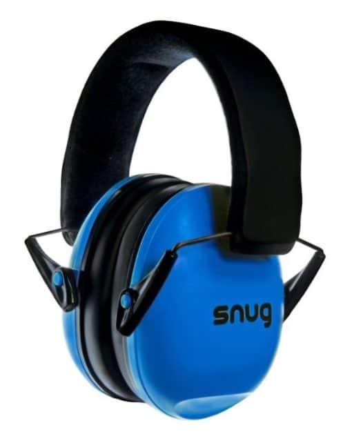 SNUG Gehörschutz blau