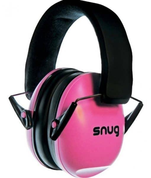 SNUG Gehörschutz pink