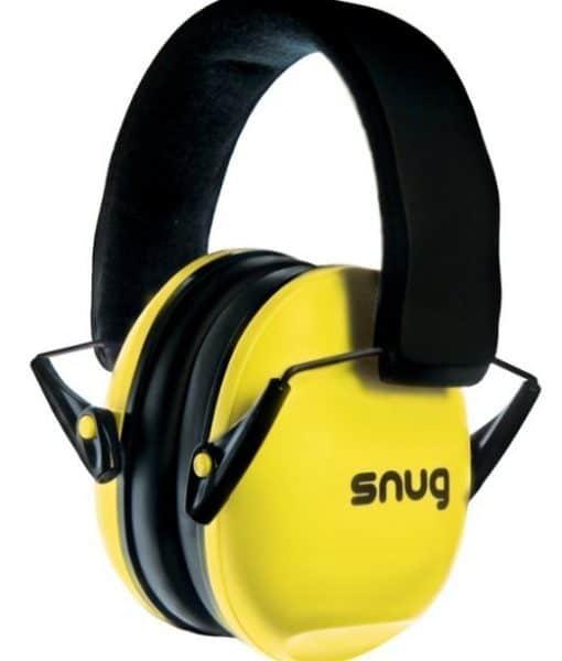 SNUG Gehörschutz gelb