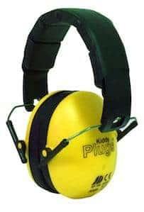 Kinder Gehörschutz gelb