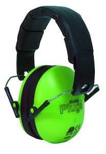 Kinder Gehörschutz grün