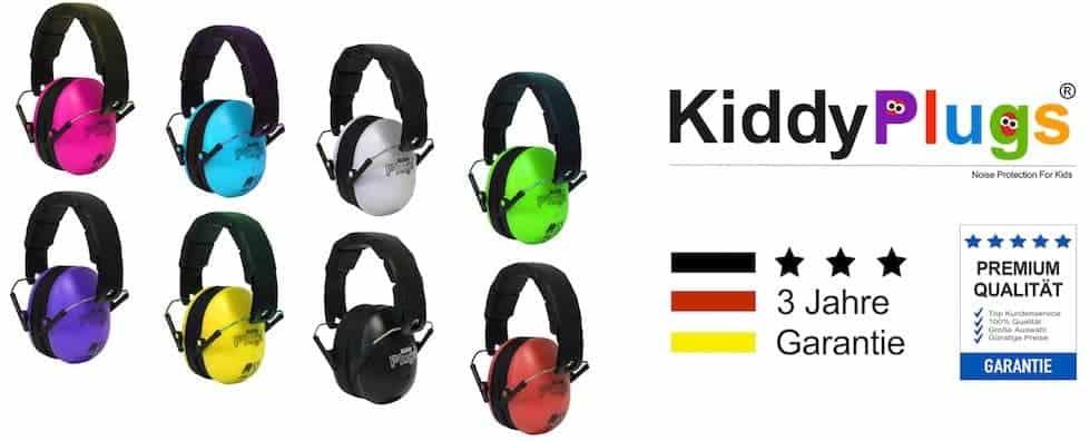 Kinder Gehörschutz Teaser