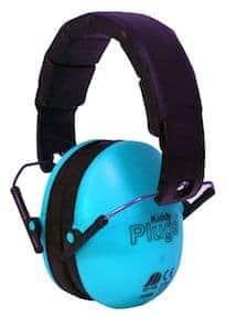 Kinder Gehörschutz blau
