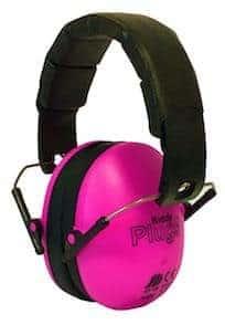 Kinder Gehörschutz pink