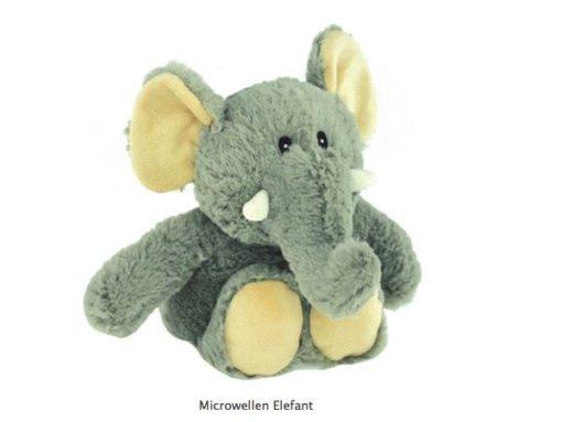 Wärmekissen Mikrowelle Elefant 2